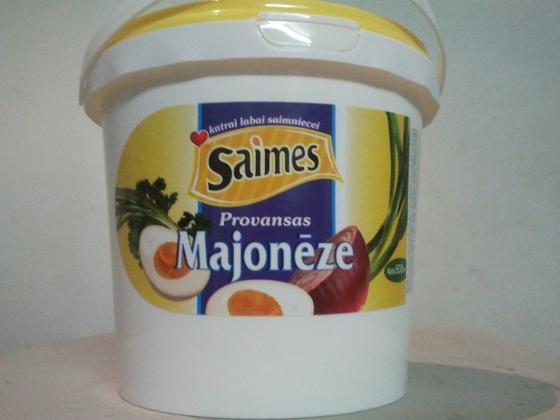 Majonēze