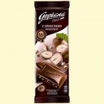 Goplana Piena šokolāde ar drupinātiem lazdu riekstiem 100 g