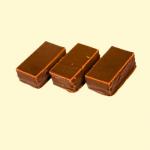 Putna piens ar vaniļas pildījumu kakao glazūrā 3kg