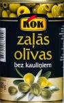 Olīvas zaļas KOK 0.3l
