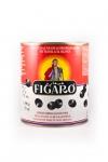 Olīvas melnas Figaro 3l