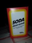 Soda 500g