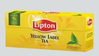 Lipton Melnā tēja 25 X 1,5 g