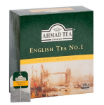 Melnā tēja Ahmad English NR.1 100X1.5g