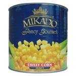 Kukurūza konservēta Mikado 2.65l