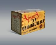 Melnā tēja maisiņos Original black 2gx20
