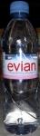 Dabīgais minerālūdens 0.5l negāzēts Evian