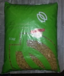 Makaroni Gliemežvāciņi cieto kviešu 5kg