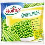 Saldēti zaļie zirnīši Hortex 400g