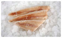 Saldēta mintaja fileja ledus glazūrā 5% 2kg