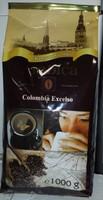 Kingston kafijas pupiņas Colombia Excelso 1kg