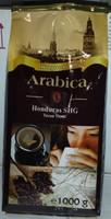 Kingston kafijas pupiņas Honduras SHG Tucan Verde 1kg