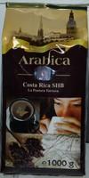 Kingston kafijas pupiņas Costa Rica SHB La Pastora Tarrazu 1kg