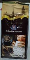Kingston maltā kafija Colombia Supremo  100% arabika 1kg