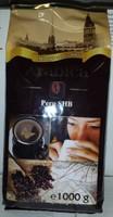 Kingston maltā kafija Peru SHB 100% arabika 1kg