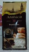 Kingston maltā kafija Brazil Santos 100% Arabika 1kg