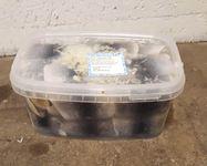 Siļķu tīteņi marinādē ar ādu 5kg