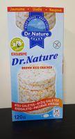 Rīsu galetes Dr. Nature 120g