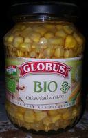 Kukuūza kons. BIO 0,33l Globus