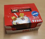 Kafijas dzēriens 3in1 Indian Instant Cofee 18gx20gab.